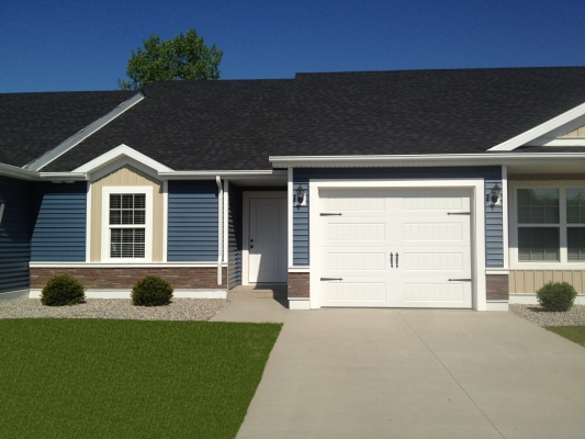 TWO BEDROOM MASTER ON FRIST FLOOR TOWNHOME   Midland, MI (Perry Creek  Townhomes)